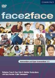 Face2Face Intermediate / Upper-Intermediate DVD