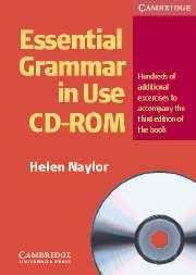 Essential Grammar in Use Third edition CD-ROM